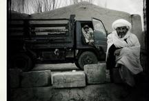 Afganistán en B/N / Un paseo en blanco y negro por Afganistán. Fotografía Mayka Navarro
