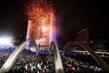 Nochevieja 2012/13 / Las mejores imágenes de las celebraciones del Año Nuevo