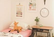 h o m e  |  k i d s / Inspiration for my toddler's room. / by Bianca J
