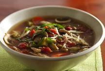 Recipes ... Soups