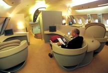 Airbus A380 / Las entrañas del avión comercial más grande del mundo.