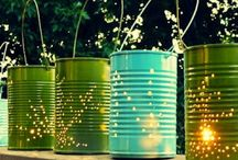 Upcycle Tips / Tips and inspiration for up cycling projects
