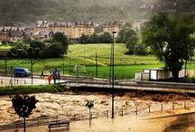 Inundaciones en el Vall d'Aran