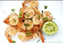 Recipes ... Fish & Seafood