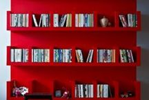 """Book Heaven~Design/Live with Books / Things that you'd find in my Book Heaven, be it design, posters, book bags, or furniture. Make it fun with a description that might begin """"In my Book Heaven..."""" / by PA (Paula) Williams"""