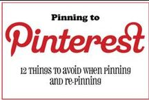 Pinterest ... How to