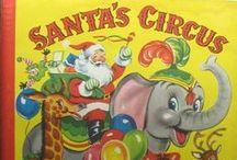 Circus themed Christmas / by Tasha Thompson