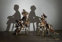 Amazing Shadow Sculptures