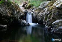 Agua / Después de las lluvias caídas en la Sierra de Aracena, ya ha salido el sol, y no dejas estampas como estas.