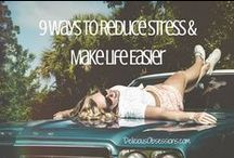 Stress Management / Natural, non-pharmaceutical ways to manage stress and improve health.