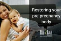 Mommy Makeover / There are many remarkable, exciting changes that occur in a woman's life after child birth but unfortunately, there are also significant changes in breast and abdominal appearance.