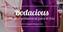 Morado Bodacious / Morado Bodacious. Un aire primaveral para el frío -> http://chezagnes.blogspot.com/2016/11/morado-bodacious-un-aire-primaveral.html  #bodacious #purple #fashion #moda #pantone #streetstyle