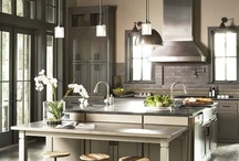 Dwell...Kitchens & Dining / by Brianne Jones