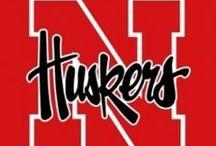 Nebraska Cornhuskers / Patrick Reikofski pins and repins photos and videos from his favorite sports team:  your University of Nebraska Cornhuskers.