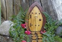 Fairy Doors / by Teresa Townsell