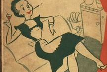 vintage whimsy and what not / by Nancy Quintano