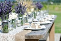 Cool & cute ideas / wedding decorations and settings, table decor, smart ideas for an easier life