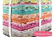 Zen Chic fabrics / quilt and patchwork fabrics from all kind of ZenChic fabric collections, produced by Moda  / by Zen Chic, modern quilts by Brigitte Heitland