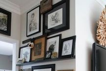 frame shelves