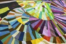 MQG / Ideas to work on in our Modern Quilt Guild / by Zen Chic, modern quilts by Brigitte Heitland
