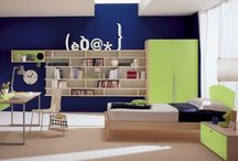 Teenage Room / by Zen Chic, modern quilts by Brigitte Heitland