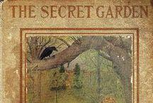 Garden - The Secret Garden / Inspiration from The Secret Garden by Frances Hodgson Burnett / by Teresa Townsell