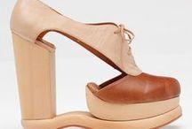 Polished Feet