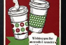 A Coffee & Tea Cards / by Beverley Berthold