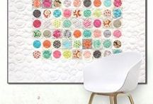 Quilts from Charm Packs / Quilts and quilt patterns using a Charm Pack fabric assortment / by Zen Chic, modern quilts by Brigitte Heitland