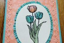 A Blessed Tulips SU / by Beverley Berthold