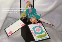 A Card In A Box / by Beverley Berthold