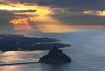 Normandie, France / the beauty of the normandie region of northern france