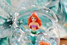 Little Mermaid | Under the Sea Party / Little Mermaid | Under the Sea Birthday Party Ideas for girls