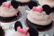 Minnie Mickey Mouse Birthday Party / Minnie Mouse and Mickey Mouse Birthday Party Ideas and Inspiration
