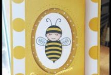 A Baby Bumblebee SU / by Beverley Berthold