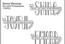 A Banner Blessings SU / by Beverley Berthold