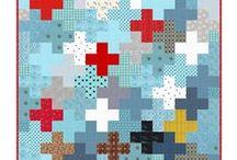 Zen Chic Ideas / Sewing, design and color scheme ideas for modern quilters / by Zen Chic, modern quilts by Brigitte Heitland