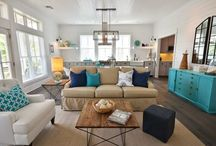Home Decor Inspiration/Ideas / by Aja Hastings