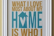 .home. / by Megan Battersby