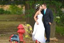 Firefighter Wedding Theme