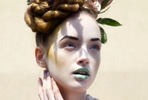 hair style and make-up inspiration  / by Sara Pellegrino