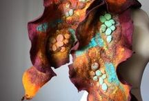 felt and beads / by Lisa Jordan