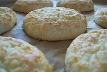Recipes: Savory Breads, Tortillas & Crusts / by Aja Hastings