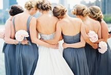 Bridal Party Poses / I love collecting unique bridal party poses so that I'm not using the same old cheesy poses that everyone else uses. / by Jessika Feltz | Jupiter and Juno