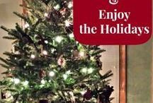For the Holiday / by Mara Nicandro LMT, NMT, MMT, NKT®, HLC1, Nctmb