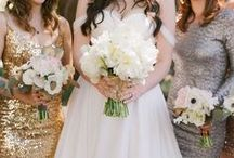 Glitter Glam Weddings / EVERY wedding needs a little sparkle! I can't resist pinning all of this glitter inspiration! / by Jessika Feltz | Jupiter and Juno