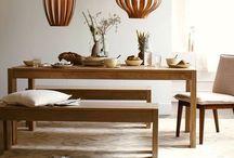 Neutral Clean Modern Interiors with minimal accessories / Clean neutral,  modern Interiors / by Melody Edmondson