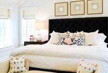 Bedroom {Master} / by Sydni Hersch