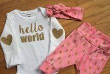 Baby {Clothes} / by Sydni Hersch