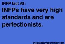 INFP Personality / by Sydni Hersch